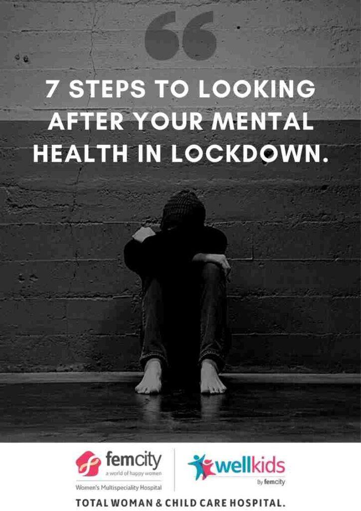 mental health in Lockdown